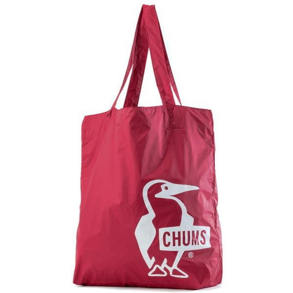 チャムス CHUMS パッカブルトートバッグ Packable Tote Bag|2m50cm|13