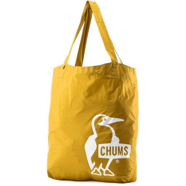 チャムス CHUMS パッカブルトートバッグ Packable Tote Bag|2m50cm|14