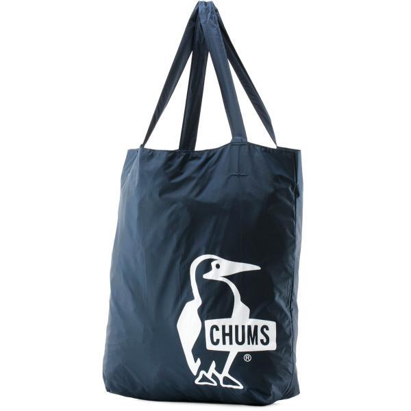 チャムス CHUMS パッカブルトートバッグ Packable Tote Bag|2m50cm|15