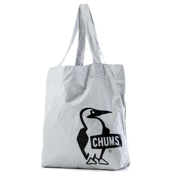 チャムス CHUMS パッカブルトートバッグ Packable Tote Bag|2m50cm|10