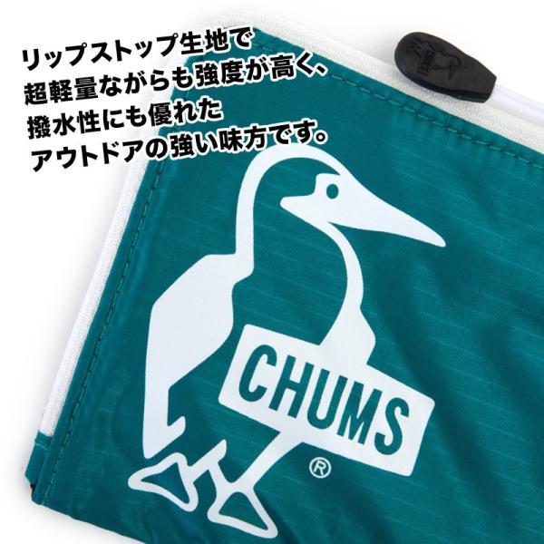 チャムス CHUMS トレックウォレット Trek Wallet|2m50cm|02