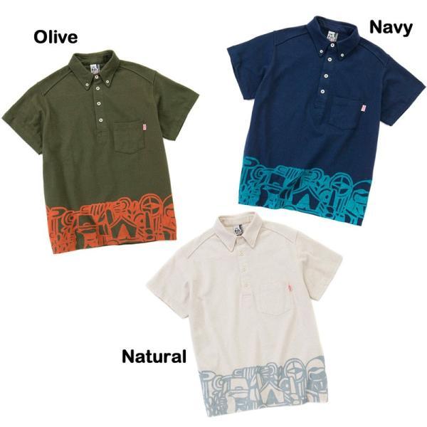 CHUMS チャムス Camp Goods Linen Shirt キャンプグッズリネンシャツ|2m50cm|05