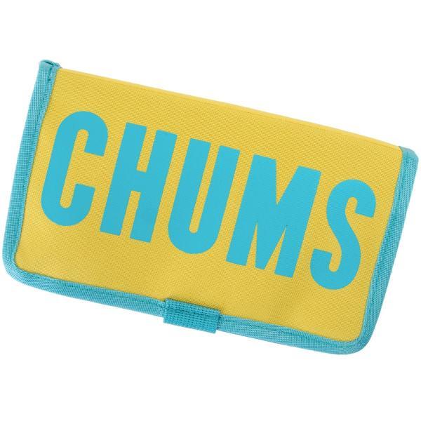チャムス CHUMS スマホケース エコチャムスブックレットモバイルケース|2m50cm|11