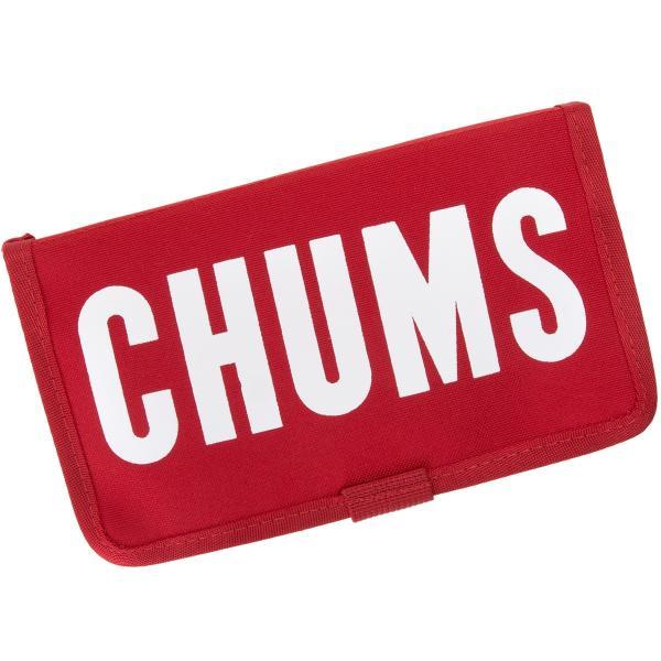 チャムス CHUMS スマホケース エコチャムスブックレットモバイルケース|2m50cm|12