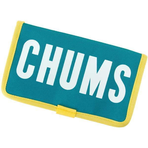 チャムス CHUMS スマホケース エコチャムスブックレットモバイルケース|2m50cm|13