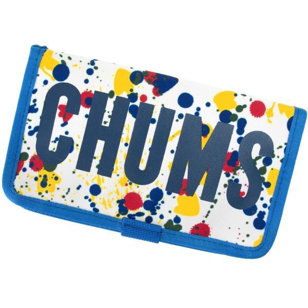 チャムス CHUMS スマホケース エコチャムスブックレットモバイルケース|2m50cm|15