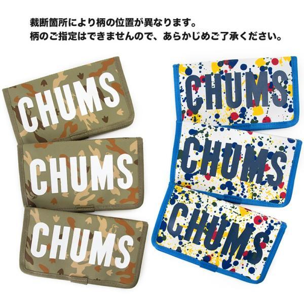 チャムス CHUMS スマホケース エコチャムスブックレットモバイルケース|2m50cm|08