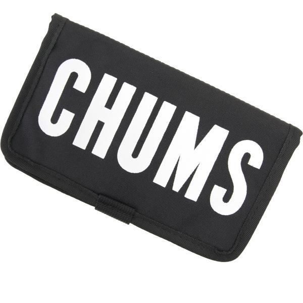 チャムス CHUMS スマホケース エコチャムスブックレットモバイルケース|2m50cm|09