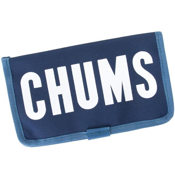 チャムス CHUMS スマホケース エコチャムスブックレットモバイルケース|2m50cm|10