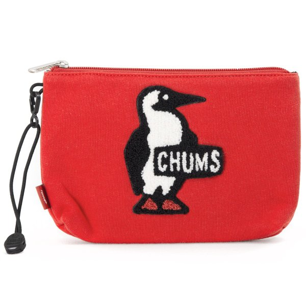 チャムス CHUMS ポーチ Medium Pouch Sweat ミディアムポーチ スウェット|2m50cm|11
