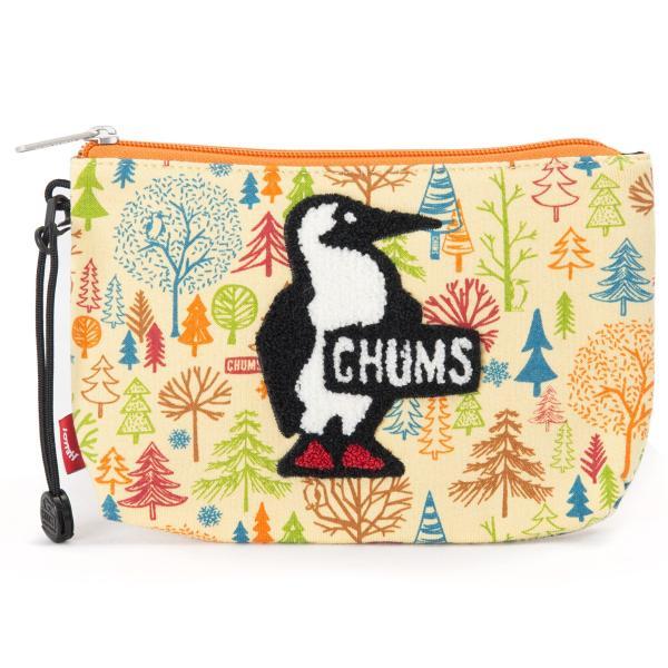 チャムス CHUMS ポーチ Medium Pouch Sweat ミディアムポーチ スウェット|2m50cm|12