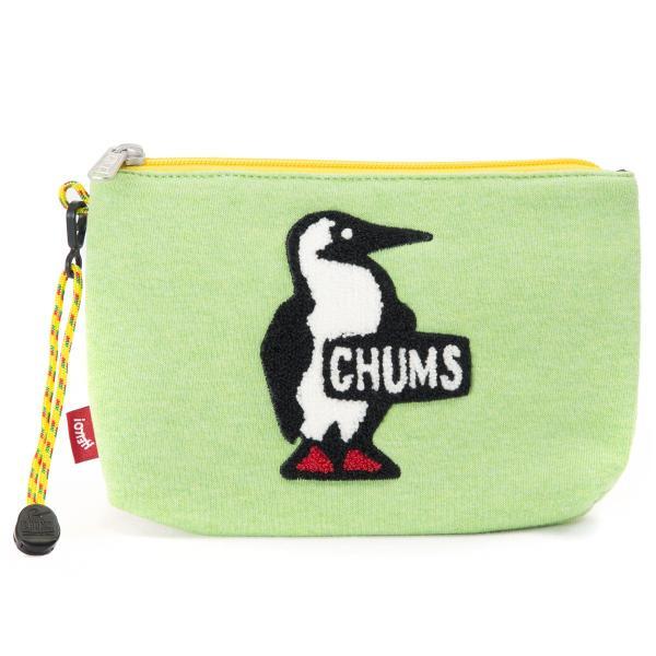 チャムス CHUMS ポーチ Medium Pouch Sweat ミディアムポーチ スウェット|2m50cm|13