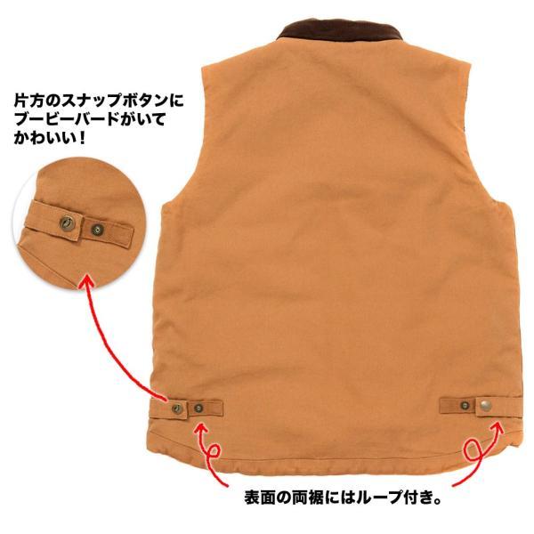 CHUMS チャムス ハリケーン リバーシブル ベスト Hurricane Reversible Vest|2m50cm|04
