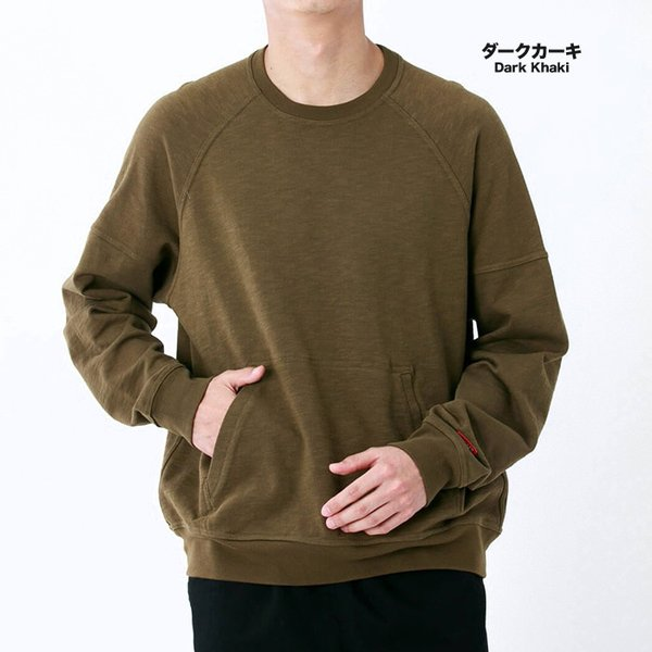 CHUMS チャムス スウェット Keystone Sweat Crew Top|2m50cm|04