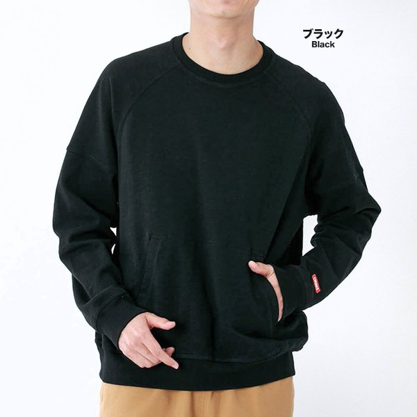 CHUMS チャムス スウェット Keystone Sweat Crew Top|2m50cm|06