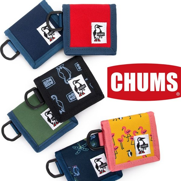 CHUMS ECO LITTLE COIN CASE エコリトルコインケース|2m50cm|11