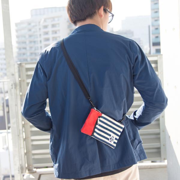 チャムス CHUMS スマートフォン ショルダー Smart Phone Shoulder|2m50cm|12