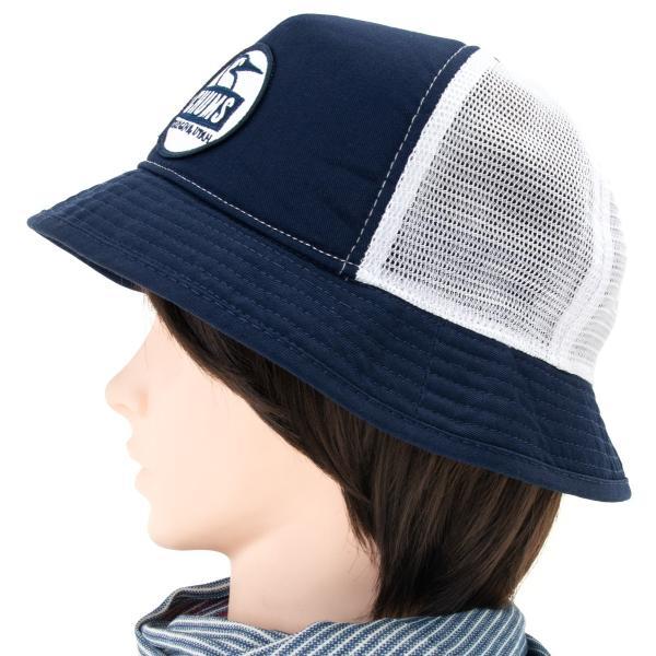 チャムス CHUMS Booby Face Mesh Hat ブービーフェイス メッシュハット|2m50cm|10