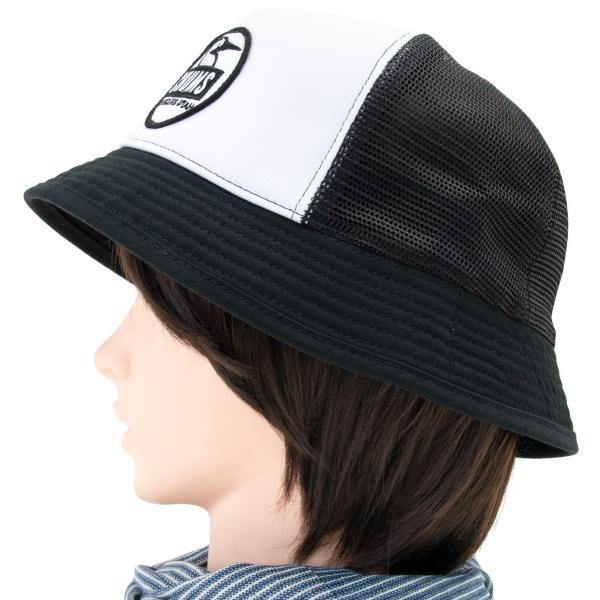 チャムス CHUMS Booby Face Mesh Hat ブービーフェイス メッシュハット|2m50cm|11