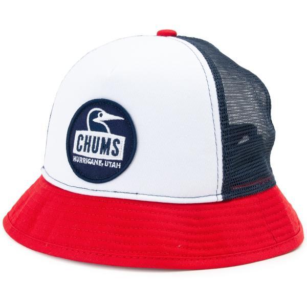 チャムス CHUMS Booby Face Mesh Hat ブービーフェイス メッシュハット|2m50cm|12