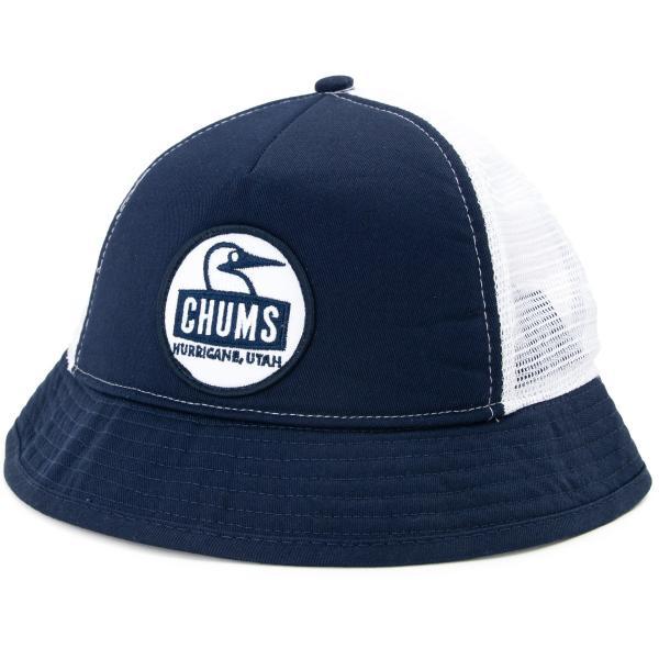チャムス CHUMS Booby Face Mesh Hat ブービーフェイス メッシュハット|2m50cm|13