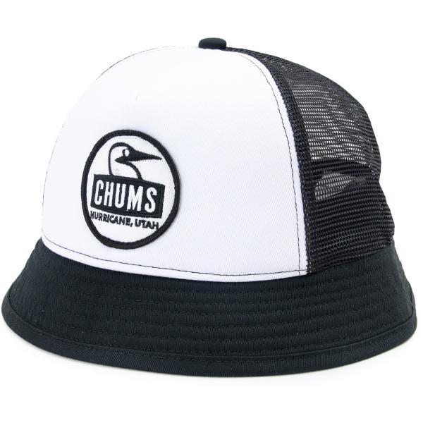 チャムス CHUMS Booby Face Mesh Hat ブービーフェイス メッシュハット|2m50cm|14