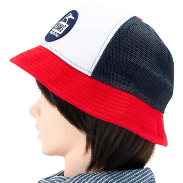 チャムス CHUMS Booby Face Mesh Hat ブービーフェイス メッシュハット|2m50cm|09
