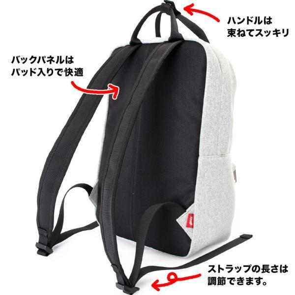 チャムス CHUMS デイパック Sandy Pocket Day Pack サンディーポケットデイパック|2m50cm|07