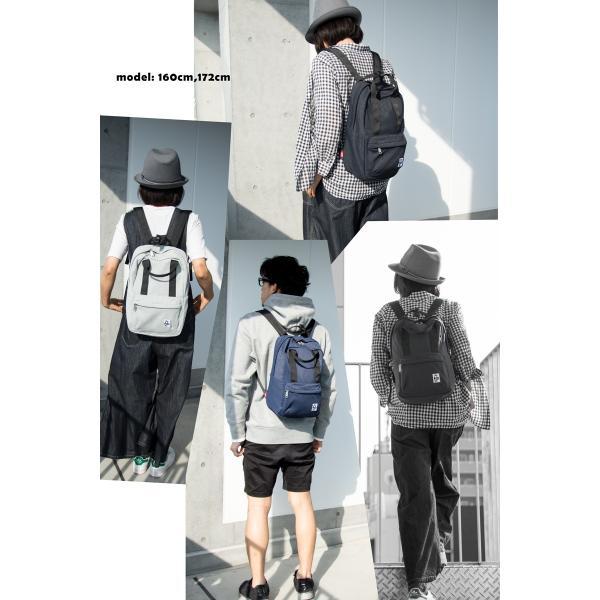 チャムス CHUMS デイパック Sandy Pocket Day Pack サンディーポケットデイパック|2m50cm|10