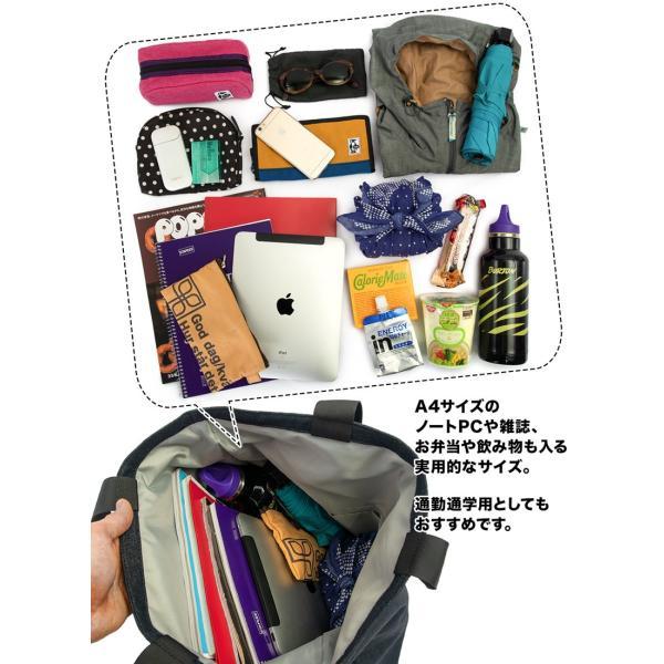 チャムス CHUMS トート Sandy Booby Logo Tote Bag サンディー ブービー ロゴ トートバッグ|2m50cm|05