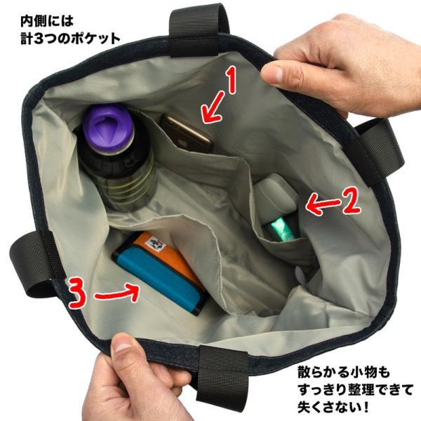 チャムス CHUMS トート Sandy Booby Logo Tote Bag サンディー ブービー ロゴ トートバッグ|2m50cm|06