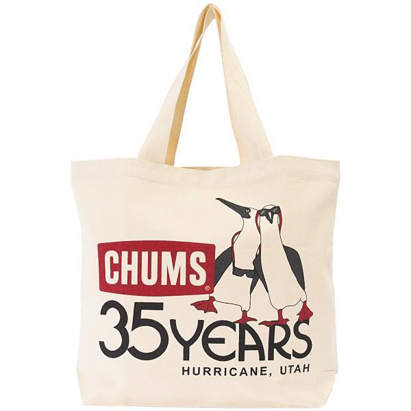 CHUMS チャムス 35th アニバーサリートートバッグ|2m50cm|10