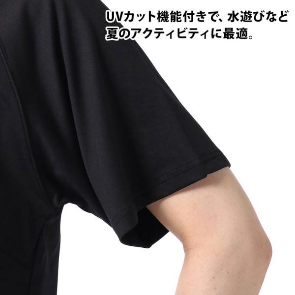 チャムス CHUMS Rash Guard Booby Face T-Shirt ラッシュガード ブービーフェイス Tシャツ|2m50cm|07
