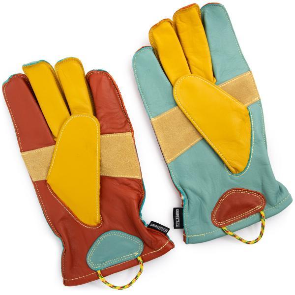チャムス CHUMS Grip Swany×CHUMS Glove 焚き火グローブ|2m50cm|09