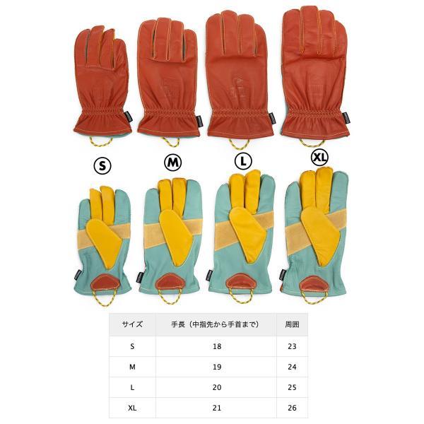 チャムス CHUMS Grip Swany×CHUMS Glove 焚き火グローブ|2m50cm|05