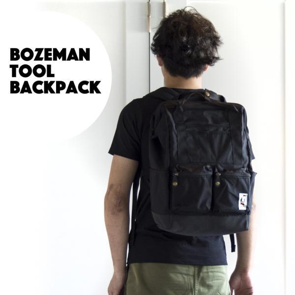 チャムス CHUMS ボーズマン ツールバックパック Bozeman Tool Backpack リュック|2m50cm|02