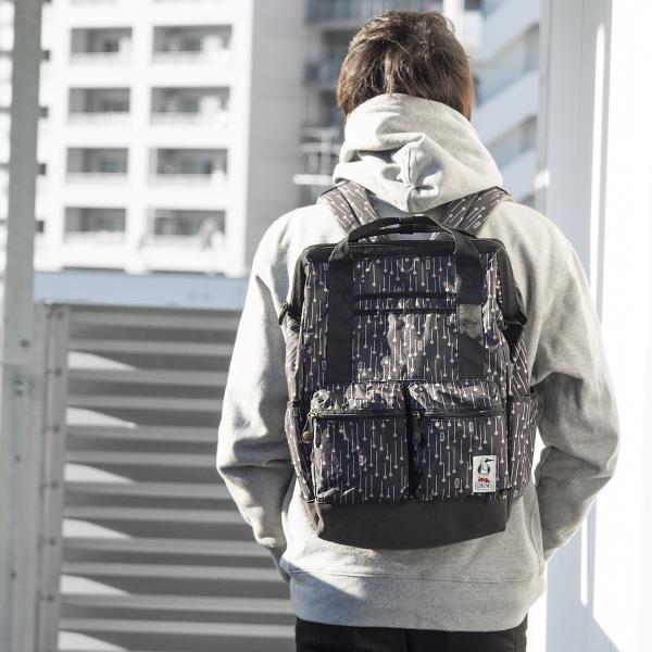 チャムス CHUMS ボーズマン ツールバックパック Bozeman Tool Backpack リュック|2m50cm|10