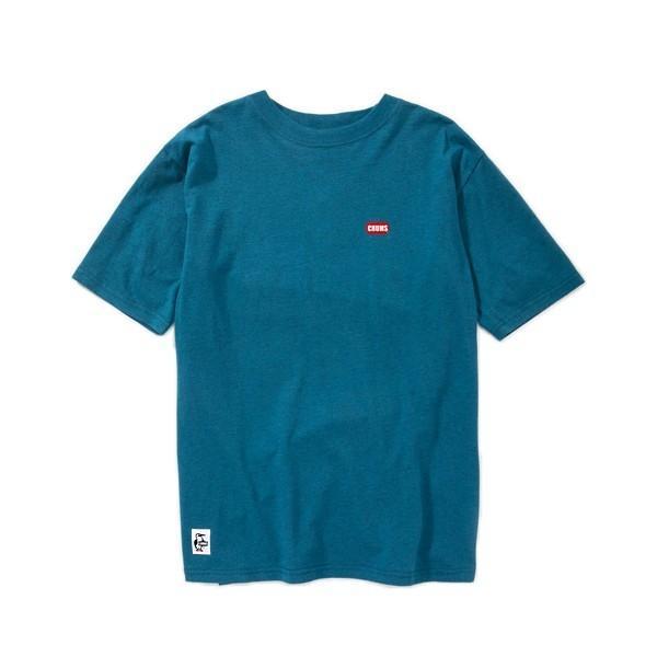 CHUMS Boat Logo Smart T-Shirt チャムス ボートロゴスマートTシャツ|2m50cm|07