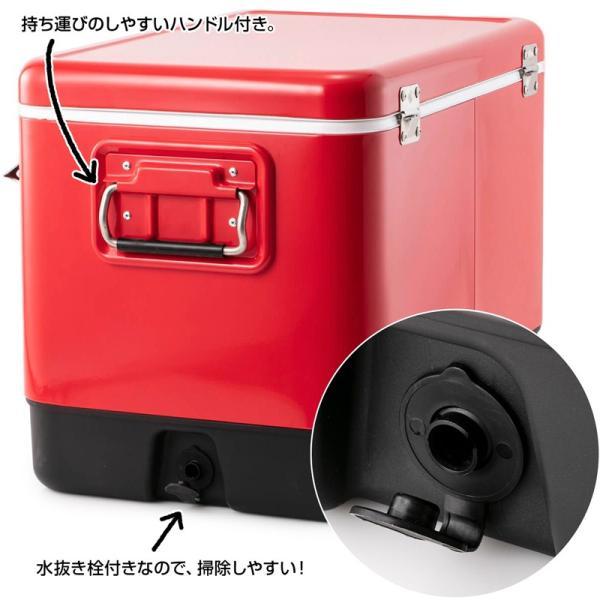 CHUMS Steel Cooler Box 54L スチールクーラーボックス54L|2m50cm|05