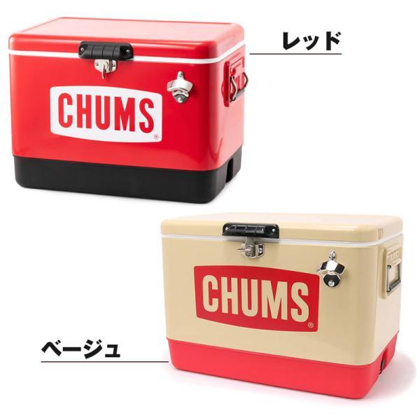 CHUMS Steel Cooler Box 54L スチールクーラーボックス54L|2m50cm|06