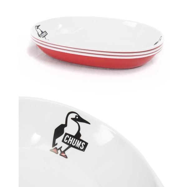 CHUMS チャムス お皿 ブービーカレープレート|2m50cm|05