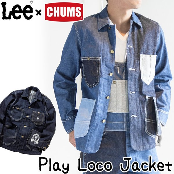 Lee × CHUMS ジャケット Play Loco Jacket|2m50cm