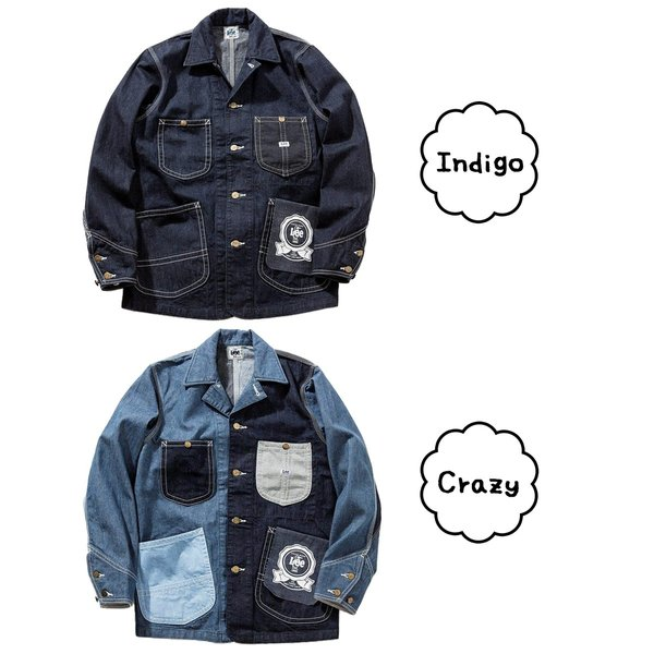 Lee × CHUMS ジャケット Play Loco Jacket|2m50cm|02