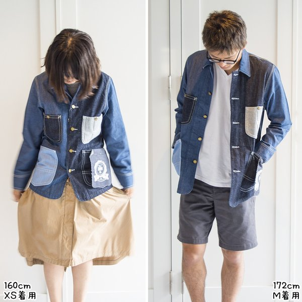 Lee × CHUMS ジャケット Play Loco Jacket|2m50cm|04