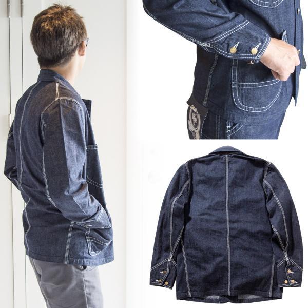 Lee × CHUMS ジャケット Play Loco Jacket 2m50cm 07