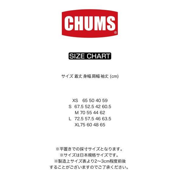 Lee × CHUMS ジャケット Play Loco Jacket 2m50cm 10