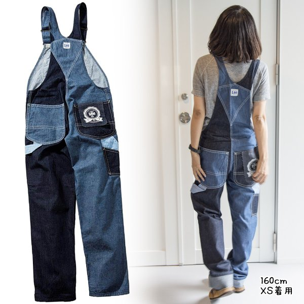 Lee × CHUMS オーバーオール Play Overall|2m50cm|05