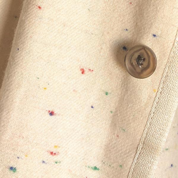 CHUMS チャムス No coller Nep Shirt ノーカラーネップシャツ|2m50cm|12