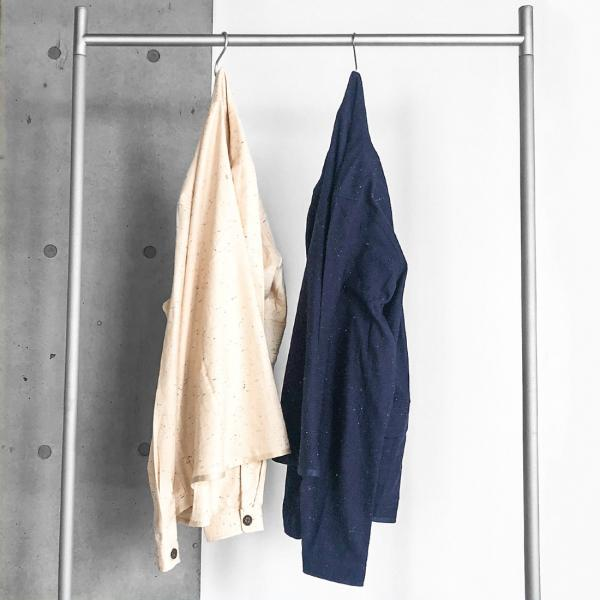 CHUMS チャムス No coller Nep Shirt ノーカラーネップシャツ|2m50cm|13