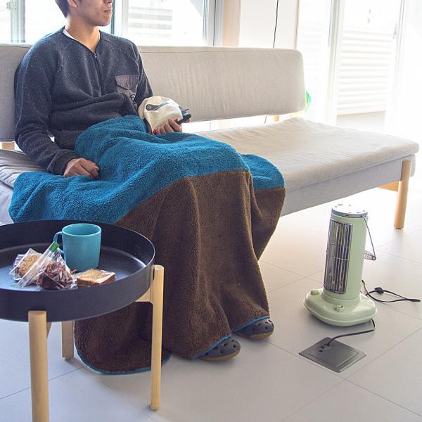 CHUMS チャムス Bonding Fleece Blanket ボンディングフリース ブランケット|2m50cm|02